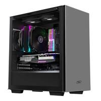 新品发售:DEEPCOOL 九州风神 魔方110电脑机箱 钛灰限定版 MATX小机箱