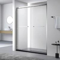 diiib 大白 不锈钢淋浴房 1.2-1.29m
