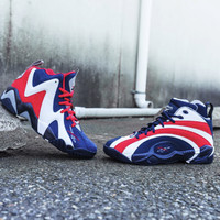 新品首降:Reebok 锐步 KAMIKAZE II FV9295 男女款复古篮球鞋