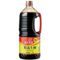 苏宁SUPER会员:海天 精选生抽酱油 1.75L