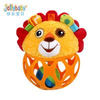 Jollybaby 快乐宝贝 婴儿手抓球 早教玩具