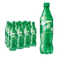 Sprite 雪碧  零卡 Zero 无糖零卡 汽水 碳酸饮料 500ml*12瓶 *3件