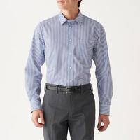 MUJI 无印良品 ACH02A0S 条纹衬衫