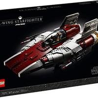 中亚Prime会员 : LEGO 乐高 UCS 收藏家系列 星球大战 75275 A翼星际战斗机