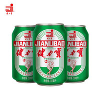 JIANLIBAO 健力宝 经典柠蜜味运动饮料 330ml*24罐 *3件
