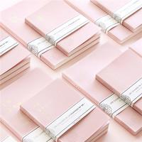Kinbor 生活主题系列 粉色款日记本手帐记事本 A6