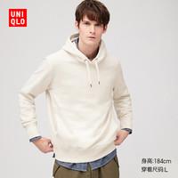 双11预售:UNIQLO 优衣库 419501 男士连帽运动衫