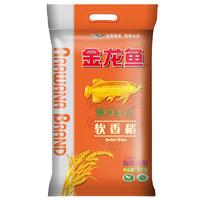 苏宁SUPER会员:金龙鱼 软香稻 苏北大米 5kg