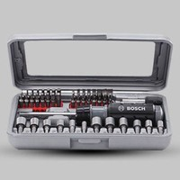 BOSCH 博世 工具套装 46件套棘轮套装
