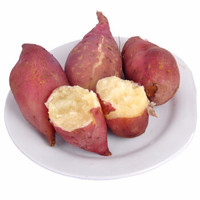 移动专享:静益乐源 商薯白心板栗红薯 5斤