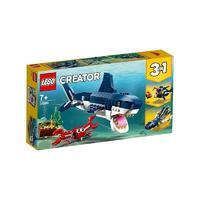 LEGO 乐高 创意系列 31088 深海生物