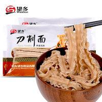 望乡 荞麦刀削面 500g*4包