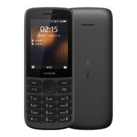 新品发售:NOKIA 诺基亚 215 4G 功能手机