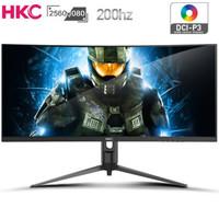 HKC 惠科 CG301QL 29英寸显示器(2560x1080、1500R、200Hz)