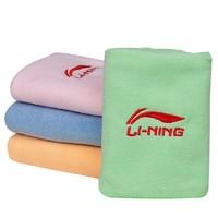 LI-NING 李宁  运动毛巾 1条