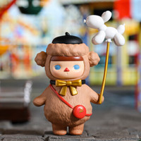 POPMART泡泡玛特 Pucky毕奇精灵气球宝宝系列盲盒手办公仔娃娃潮玩摆件玩具 Pucky精灵气球宝宝-单个盲盒(随机发不指定)
