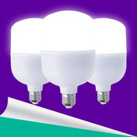 超亮 led灯泡 10瓦 4个装