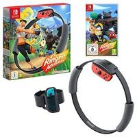银联返现购:Nintendo 任天堂 Ring Fit Adventure 健身环大冒险 健身游戏