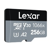 Lexar 雷克沙 1066X TF卡 256G