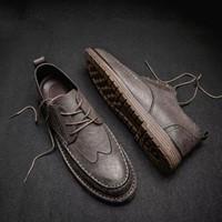 马克华菲 790196039205 布洛克男鞋