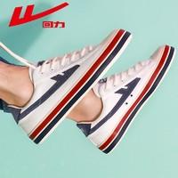 WARRIOR 回力 WXY-B017MJ 男女款帆布平底板鞋