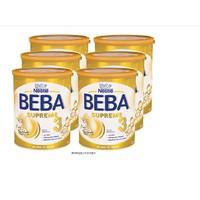 中亚Prime会员:Nestlé 雀巢 SUPREME 婴儿奶粉3段 800g 6罐
