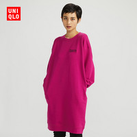 UNIQLO 优衣库  UQ427790000 女装运动连衣裙