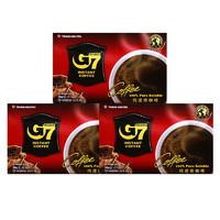 G7 coffee 经典黑咖啡  30g *4件