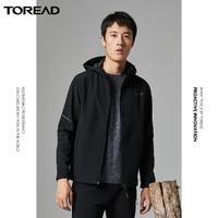 TOREAD 探路者 TRAVELAX旅行系列 TAEH91905 男士软壳衣