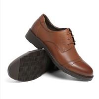 双11预售:BeLLE 百丽 3UX01CM5 男士商务正装皮鞋