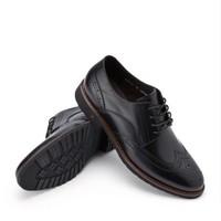 双11预售:BeLLE 百丽 B87A1AM0 男士商务正装皮鞋