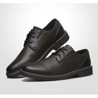 双11预售、疯狂星期三:Skechers 斯凯奇 66438 男士商务休闲皮鞋