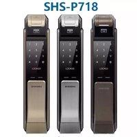百亿补贴:SAMSUNG 三星 SHS-P718 指纹电子密码锁