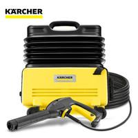 京东PLUS会员:karcher卡赫 K2 Follow Me标配 家用洗车机 220V 插电版