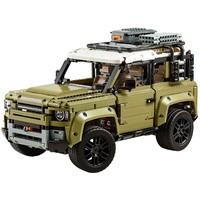 历史低价、补贴购、银联返现购:LEGO 乐高 科技系列 42110 路虎卫士