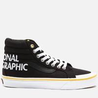限尺码、银联爆品日:VANS 范斯 X National Geographic 国家地理 SK8-Hi 联名高帮板鞋 *2件
