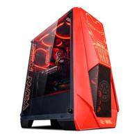 补贴购、绝对值:NINGMEI 宁美 魂-G15 Ⅲ 台式主机 钢铁侠定制版(i5-10600KF、16GB、512GB、RTX3070)