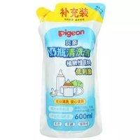 苏宁SUPER会员:pigeon 贝亲 MA28 奶瓶清洗剂 600ml(补充装)