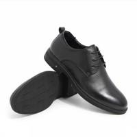 双11预售:BeLLE 百丽  6UH01DM9 牛皮韩版商务皮鞋
