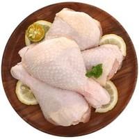 限地区:康大食品 单冻鸡琵琶腿 1kg *10件