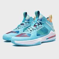 双11预售:XTEP 特步 轻羽 980219121276 男子高帮实战篮球鞋 *2件