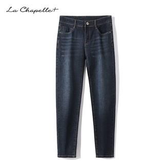 La Chapelle 拉夏贝尔 男士宽松牛仔裤