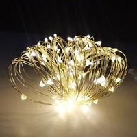 钱康 LED小彩灯 2米20灯 送电池