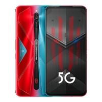 百亿补贴:nubia 努比亚 红魔 5S 游戏手机 12GB+256GB 赛博霓虹
