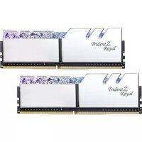 G.SKILL 芝奇 皇家戟 RGB 32GB(16GB×2) DDR4 3200 台式机内存条