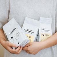 宝藏新品牌:SATURNBIRD COFFEE 三顿半 西达摩 水洗 黑咖啡 125g