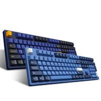 TTC金轴首发、疯狂星期三:Akko 3108DS 地平线 机械键盘 108键 TTC金轴