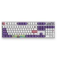 双11预售、新品发售:Akko 3108 V2 七龙珠Z弗利萨 108键 机械键盘 Akko轴或Cherry轴可选