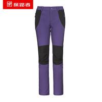TOREAD 探路者 6867867 男女秋冬户外加绒保暖越野运动裤