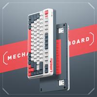 双11预售:IQUNIX L80 动力方程式 无线三模 机械键盘(Cherry轴、PBT、RGB)